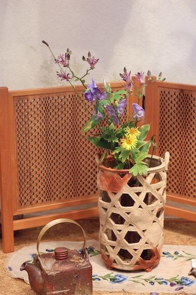 今日の花「トリカブト/鳥兜」