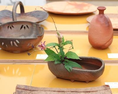 小西陶藏作/横長小鉢