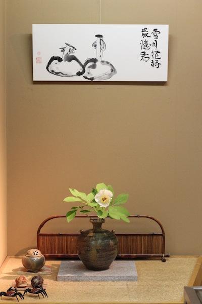 ヤマシャクヤク(山芍薬)